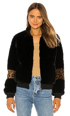 Jem Faux Fur Jacket Apparis $265