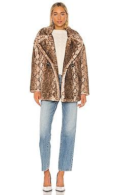 Cecile Faux Fur Coat Apparis $41 (FINAL SALE)