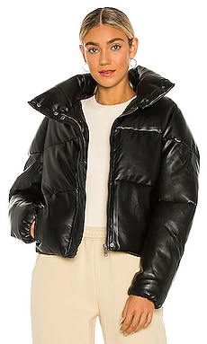 Jemma Puffer Coat Apparis $385 NEW