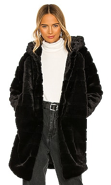 Celina Faux Fur Jacket Apparis $275