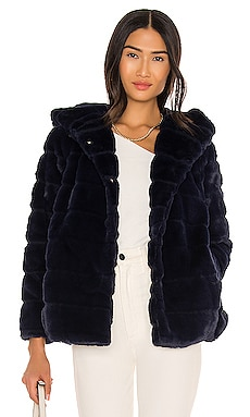 Goldie Faux Fur Jacket Apparis $230