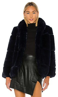 Sarah Faux Fur Jacket Apparis $290