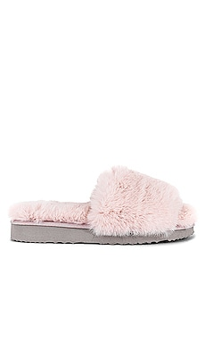 Jasmine Faux Fur Slipper Apparis $98 BEST SELLER