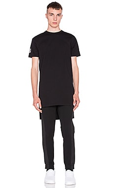 AQ/AQ vs CHEF LDN Klash T-Shirt in Black