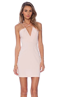 x REVOLVE Yarra Mini Dress in Spanish Pink
