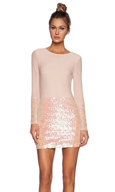 Facet Mini Dress