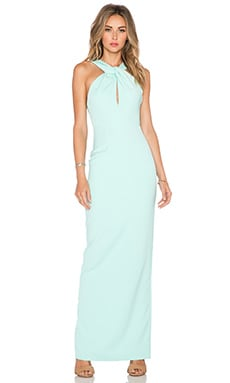 AQ/AQ Heavenly Maxi Dress in Bermuda