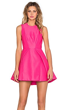 Mesha Mini Dress in Lady Pink