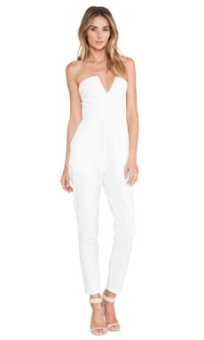 AQ/AQ Scando Jumpsuit in Cream