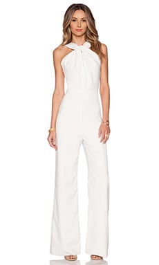 AQ/AQ Heavenly Jumpsuit in Cream