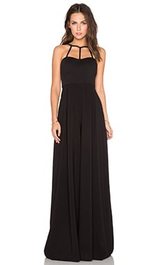 AQ/AQ Stargo Jumpsuit in Black
