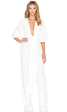 Stefan Jumpsuit in Cream