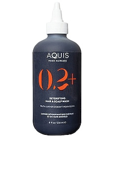 Prime Detoxifying Hair & Scalp Wash AQUIS $28