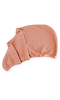 CopperSure Rapid Dry Hair Wrap AQUIS $35 NEW