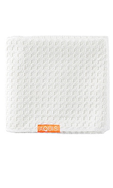 Hair Towel Waffle Luxe