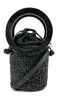 Ines Mini Bucket Bag Aranaz $194