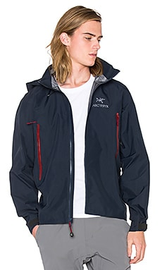 Arc'teryx Beta AR Jacket in Admiral