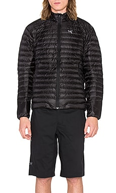Arc'teryx Cerium SL Jacket in Black
