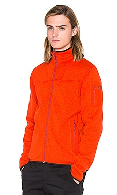 Arc'teryx Covert Cardigan in Rojo