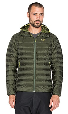 Arc'teryx Cerium LT Hoody in Anaconda