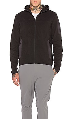 Arc'teryx Covert Hoody in Black