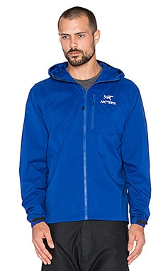Arc'teryx Squamish Hoody in Tropos Blue