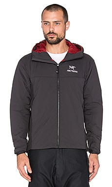 Arc'teryx Atom LT Hoody in Carbon Copy