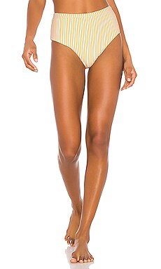 BAS DE MAILLOT DE BAIN HIGH WAISTED ASCENO $58