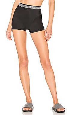 French Cut Booty Biker Short Adam Selman Sport $53