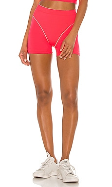 French Cut Booty Biker Short Adam Selman Sport $95