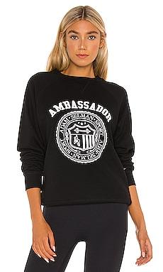 Unisex Sweatshirt Adam Selman Sport $125