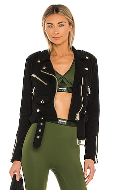 Cozy Moto Jacket Adam Selman Sport $195 BEST SELLER