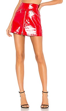 Foldover Mini Skirt Adam Selman $350
