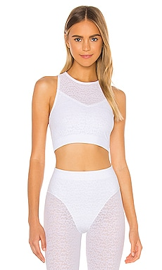 Racer Crop Top Adam Selman Sport $115