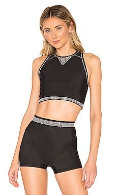Racer Crop Top Adam Selman Sport $67