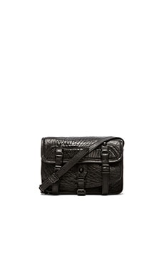 Ash Ace Crossbody in Black