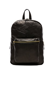 Ash Danica Star Large Backpack en Noir
