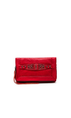 Ash Jax Clutch in Red