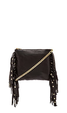 Ash Tyler Clutch in Black