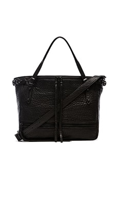 Ash Ace Tote in Black