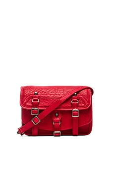 Ash Ace Crossbody Bag in Red