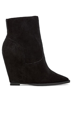 Ash Jasmin Bootie in Black