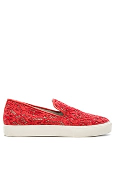 Ash Illusion Sneaker in Coral