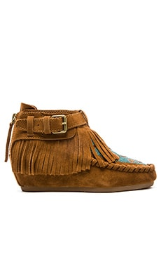 Ash Serpico Bootie in Cookie