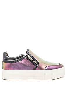 Ash Jordy Sneaker in Purple & Midnight