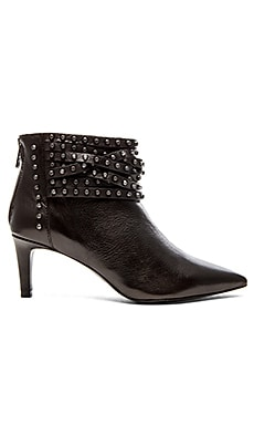 Ash Dangerous Bootie in Black