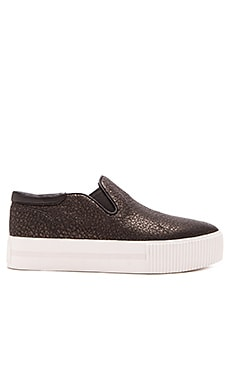 Ash Karma Slip On in Black
