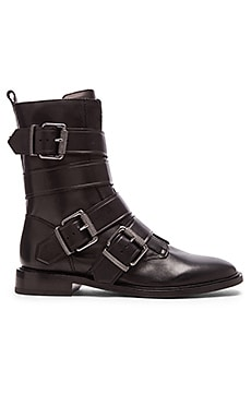 Ash Postpone Boot in Black