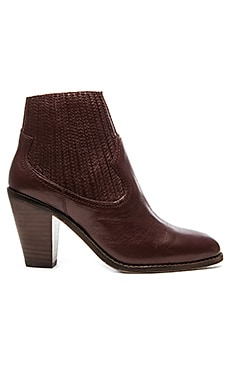 Ash Ilona Bootie in Bordeaux