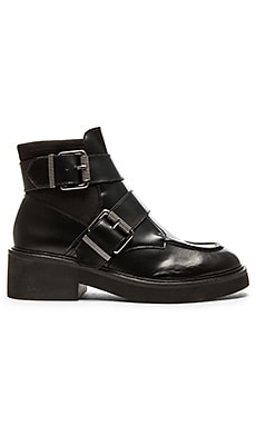 Ash Nikko Boot in Black